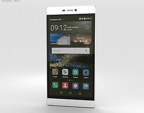 3D Huawei P8 Mystic Champagne
