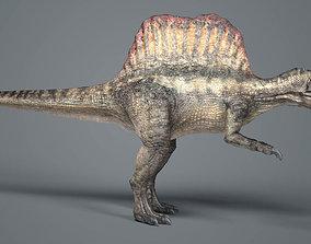 Spinosaurus-Rig 3D asset