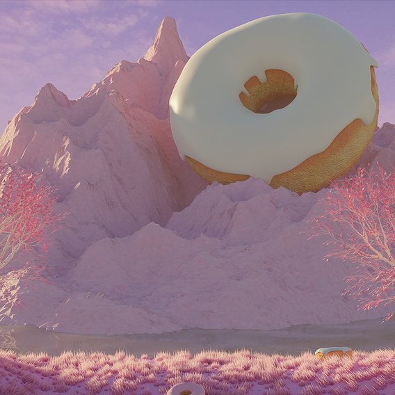 The World Of Donuts