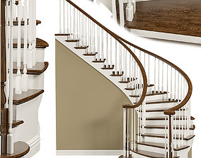 Classic Staircase 3D