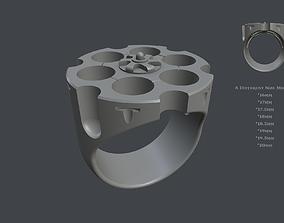 Revlover Series - No 001 3D Print Model
