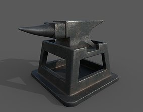 old anvil 3D model