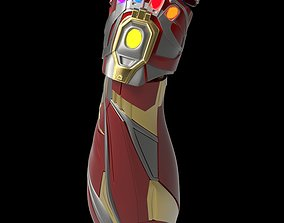 Stark Tech Infinity Gauntlet 3D printable model