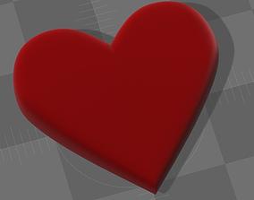 Emoji Heart 3D printable model