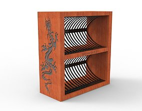 3D CD-case CD-tart
