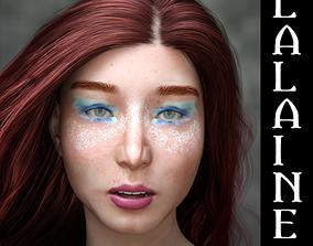 3D Lalaine For Genesis 8 Female