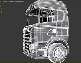 3D print model Scania Stream Line