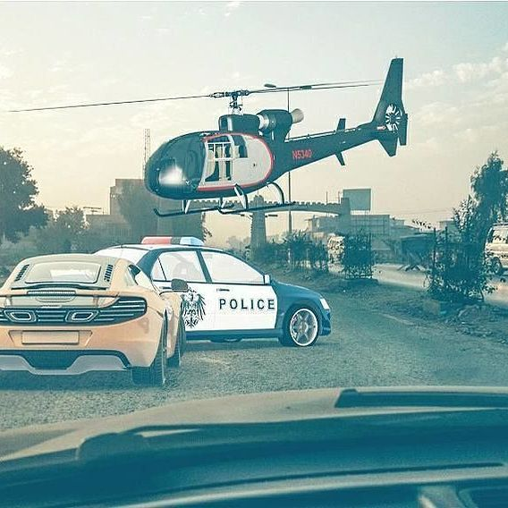 Need for speed in real life