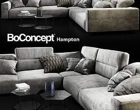 Sofa BoConcept Hampton 3D model
