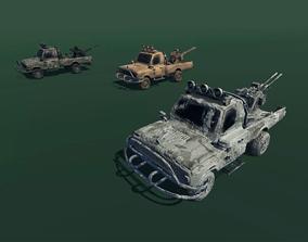 Modern SUV 3D model