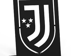 juventus Juventus frame 3D printable model