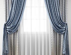3D model Curtain 126
