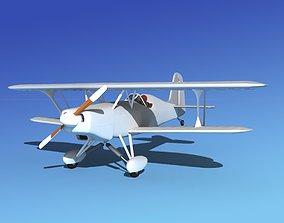 3D model Stolp Starduster SA100 VBM