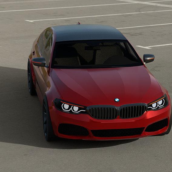 550i Custom