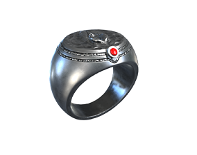 the RING POWER 3D printable model