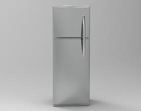 Refrigerator 2 3D print model