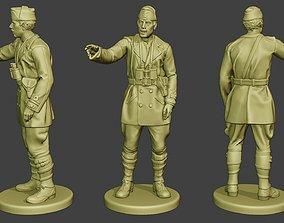 3D print model Italian Tank Crew Unit ww2 Action1 ITCU1