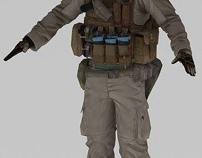 usa Soldier 3D
