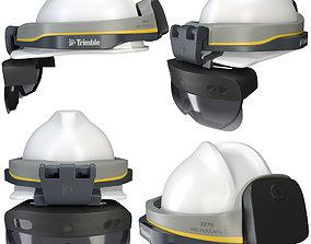 TrimbleX10-Hololenz 2 3D