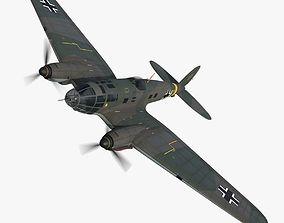 Heinkel He 111 A1-AC 3D asset