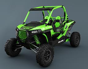 Polaris Ranger RZR 1000 3D model