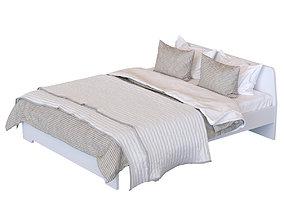 3D IKEA Askvol Bed
