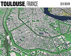 3D Toulouse