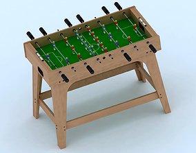 3D Football Table-2