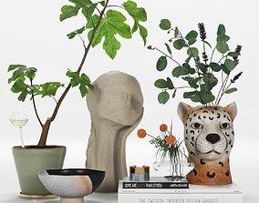 3D model decoration set-01
