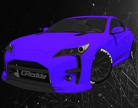 Hyundai Genesis 2010 3D printable model