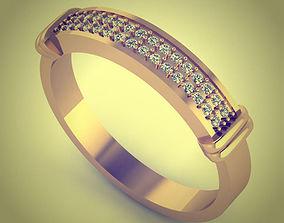 3D print model Jenny ring