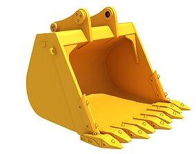 3D dredging Excavator Bucket