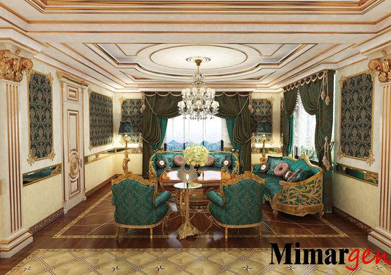 Classic Livingroom Project
