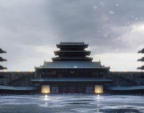 Japanese Architecture Pack - UE4 3D asset