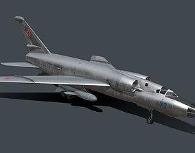 Tupolev Tu-98 3D asset