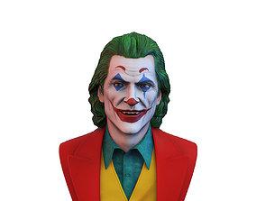 Joker 2019 Joaquin Phoenix 3D printable model