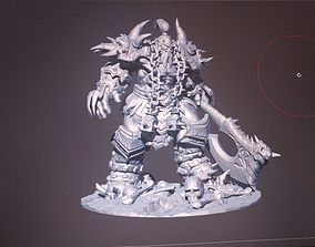 3D print model Hero of Storm Thrall hell skin