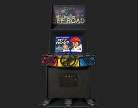 Ironman Ivan Stewarts Super Off Road Arcade 3D model