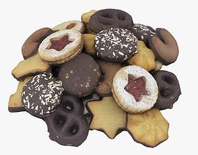 Christmas Cookies 001 3D