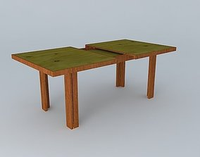 Table II Luzia 6x8 People 3D