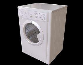 Washing Machine household 3D