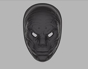 3D print model Sokol mask from PayDay 2