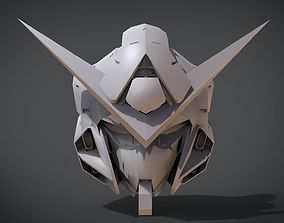 3D print model Exia Armored-Type Head