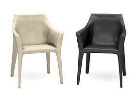 3D model Chair Tip Toe