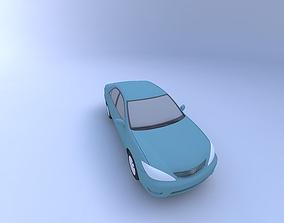 3D model 2005 Toyota Camry