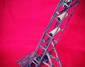 3D print model hannibal lecter trolley