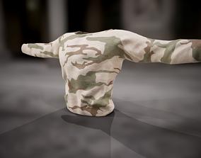 3D model Sweatshirt 11