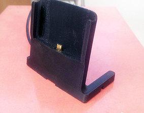 LG G4 docking station 3D printable model