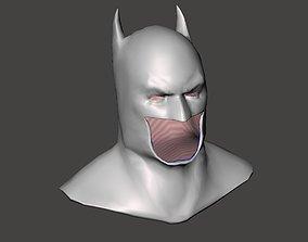 Batman Year One 3D print model