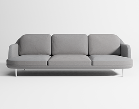 3D Lune sofa 3-seater